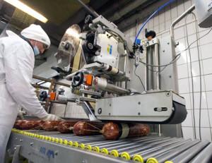 Пищевое, колбасное производства, переработка мяса птицы, рыбы