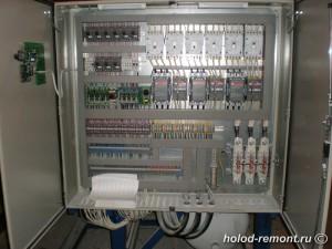 Холодильные склады и терминалы